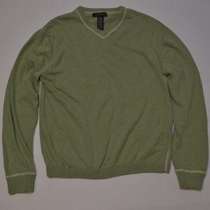 Banana Republic Sweater Cotton Cashmere